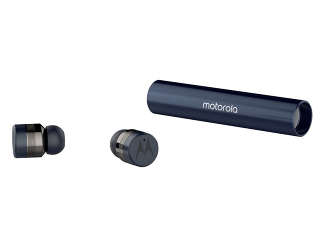 Наушники Motorola Vervebuds 300 Black SH032BK