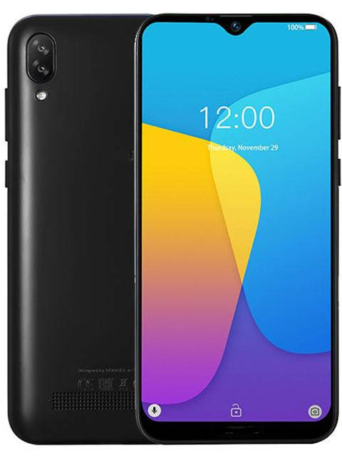 Сотовый телефон Doogee X90 Black Выгодный набор + серт. 200Р!!! сотовый телефон doogee x90 blue