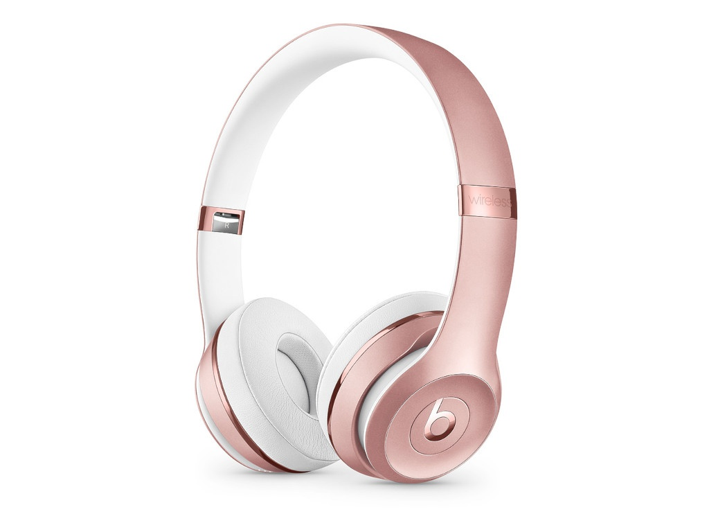 Наушники Beats Solo3 Rose Gold MX442EE/A