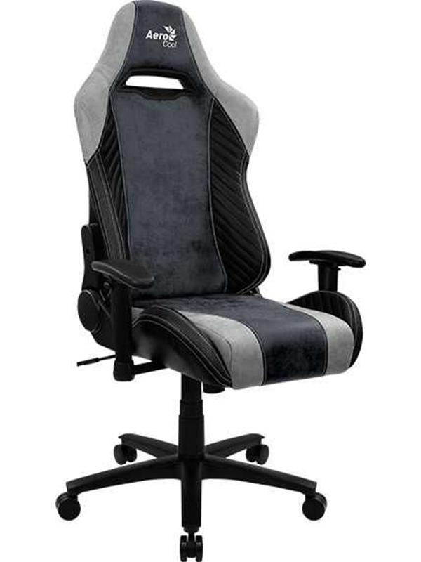 Компьютерное кресло AeroCool Baron Steel Blue