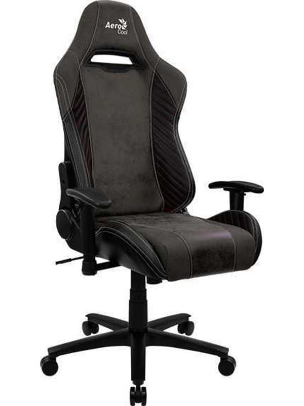 Компьютерное кресло AeroCool Baron Iron Black