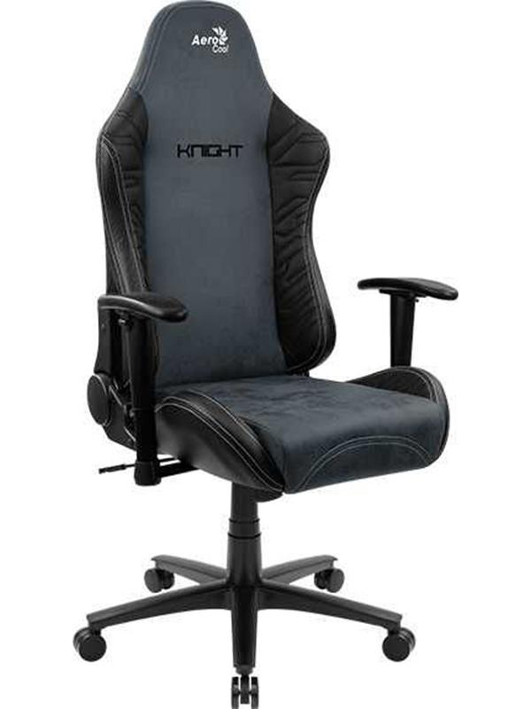Компьютерное кресло AeroCool Knight Steel Blue