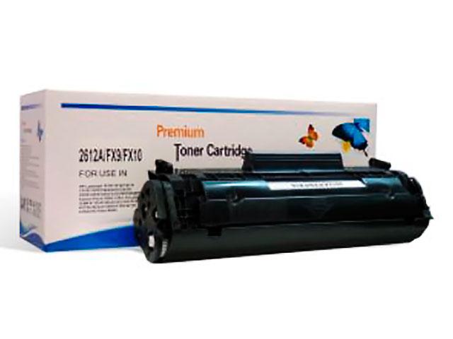 Картридж Revcol (схожий с HP Q2612A / Canon FX 9/10 C703) 126595 для HP 1010/1012/1015/1018/1020/1022nw/M1319f/3015/3020/3030/3050/3052/3055/M1005/M1005MFP / Canon LBP2900/3000/FAXL100/L100J/L120/L120J/L140/L140G/L160/L160G/iCMF4010/MF4012/MF4018/4122/MF4140/4150 фото