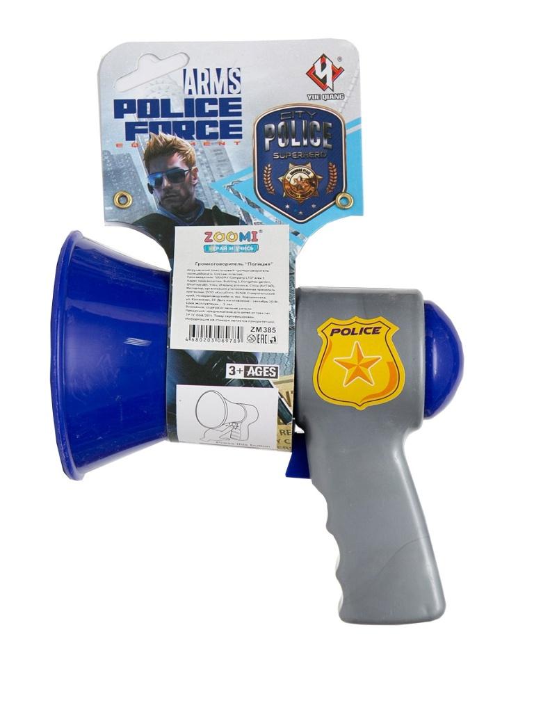 Громкоговоритель Zoomi Полиция ZM385