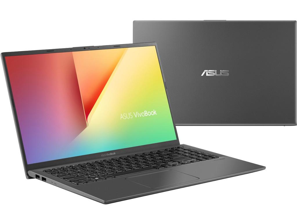 Ноутбук ASUS X512DA-EJ250 90NB0LZ3-M13150 (AMD Ryzen 3 3200U 2.6GHz/8192Mb/256Gb SSD/AMD Radeon Vega 3/Wi-Fi/15.6/1920x1080/No OS)