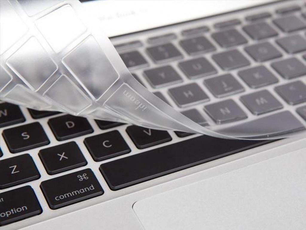 Аксессуар Накладка на клавиатуру Activ для Apple MacBook Pro 13/15 Crystal Guard Touch Bar Silicone 111946