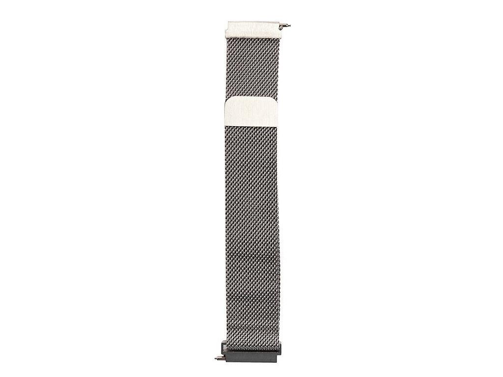 Aксессуар Ремешок Activ для Samsung Gear Sport/Gear S2 Classic/Galaxy Watch 42mm Metal Mesh Silver 93100