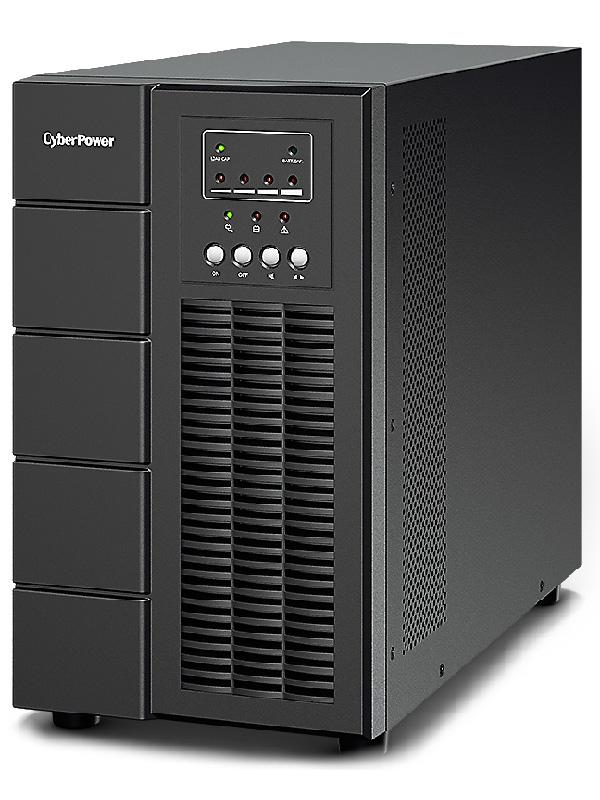 Источник бесперебойного питания CyberPower Online 3000VA 2400W OLS3000EC