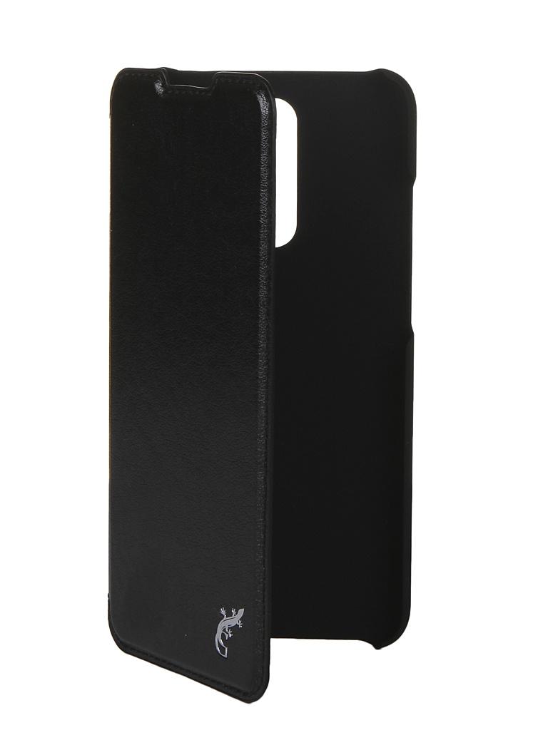 Чехол G-Case для Xiaomi Redmi 8 Slim Premium Black GG-1182