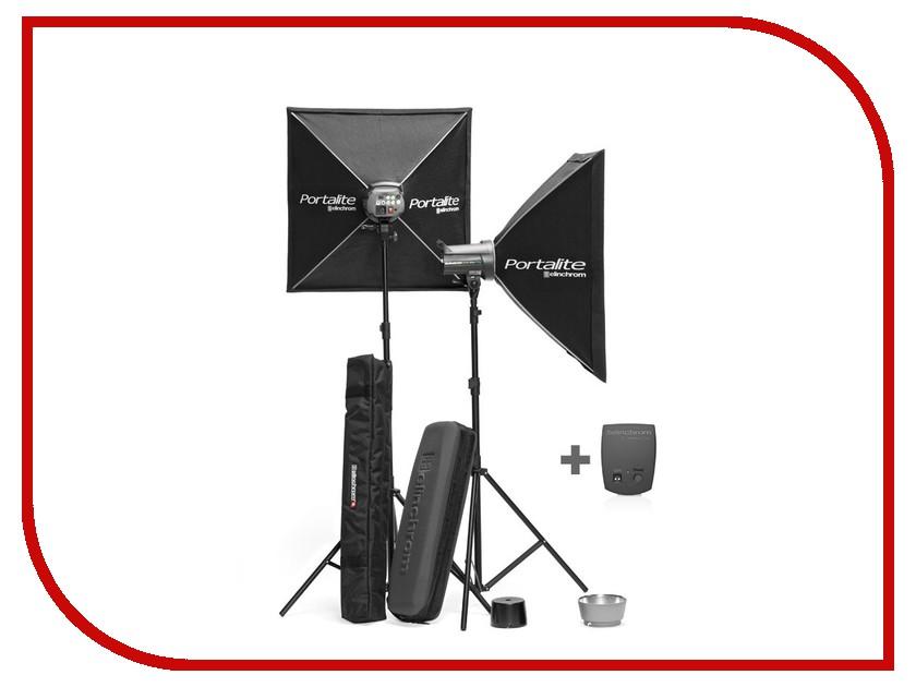 Комплект студийного света Elinchrom D-Lite 4 RX 400/400 20839.2