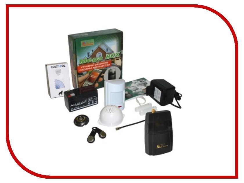 Комплект Mega BOX - GSM охранная сигнализация<br>