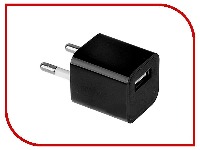 Зарядное устройство EcoStyle / Human Friends Max Power Solo / ES-SZU-Univ011ABL / Digizone / CBR CB 03 / ONEXT USB 1000mAh сетевое Black
