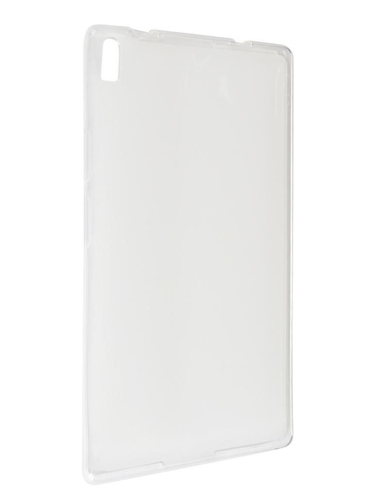 Накладка iBox Crystal для Lenovo Tab 4 Plus TB-8704X Silicone Transparent УТ000019168