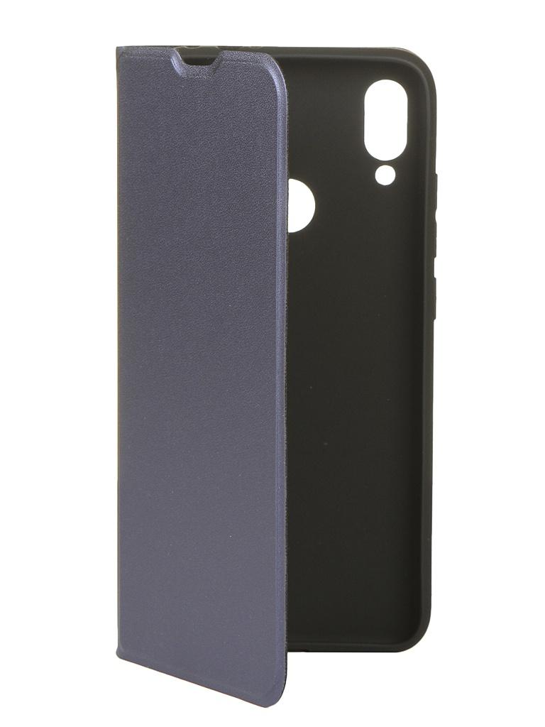 Чехол-книжка Red Line для Xiaomi Redmi Note 7 Book Cover Blue УТ000019234
