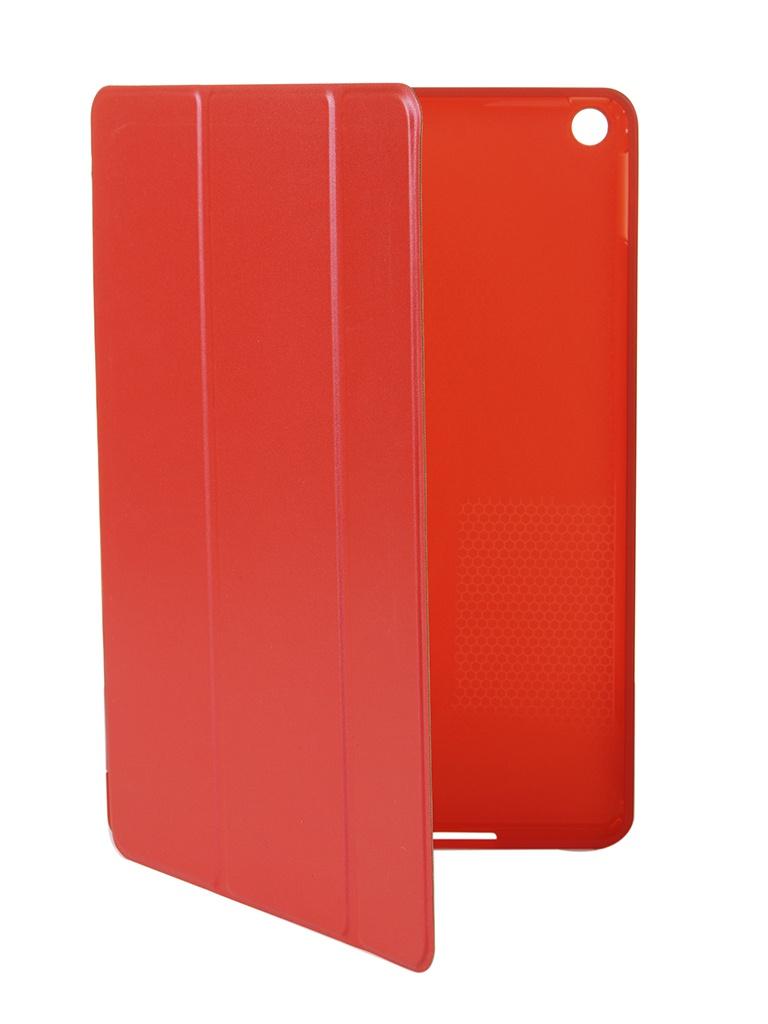 Аксессуар Защитный чехол mObility для Apple iPad 10.2 2019 Red УТ000019207