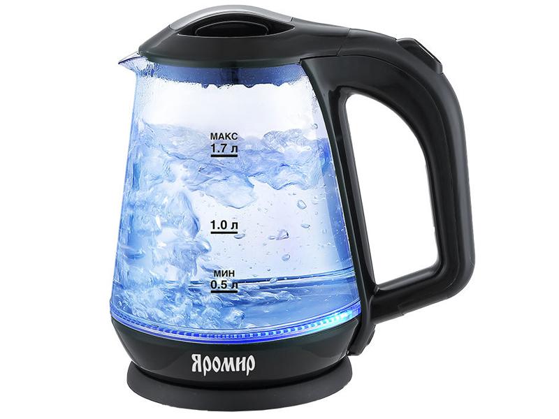 Чайник Яромир ЯР-1045 Black
