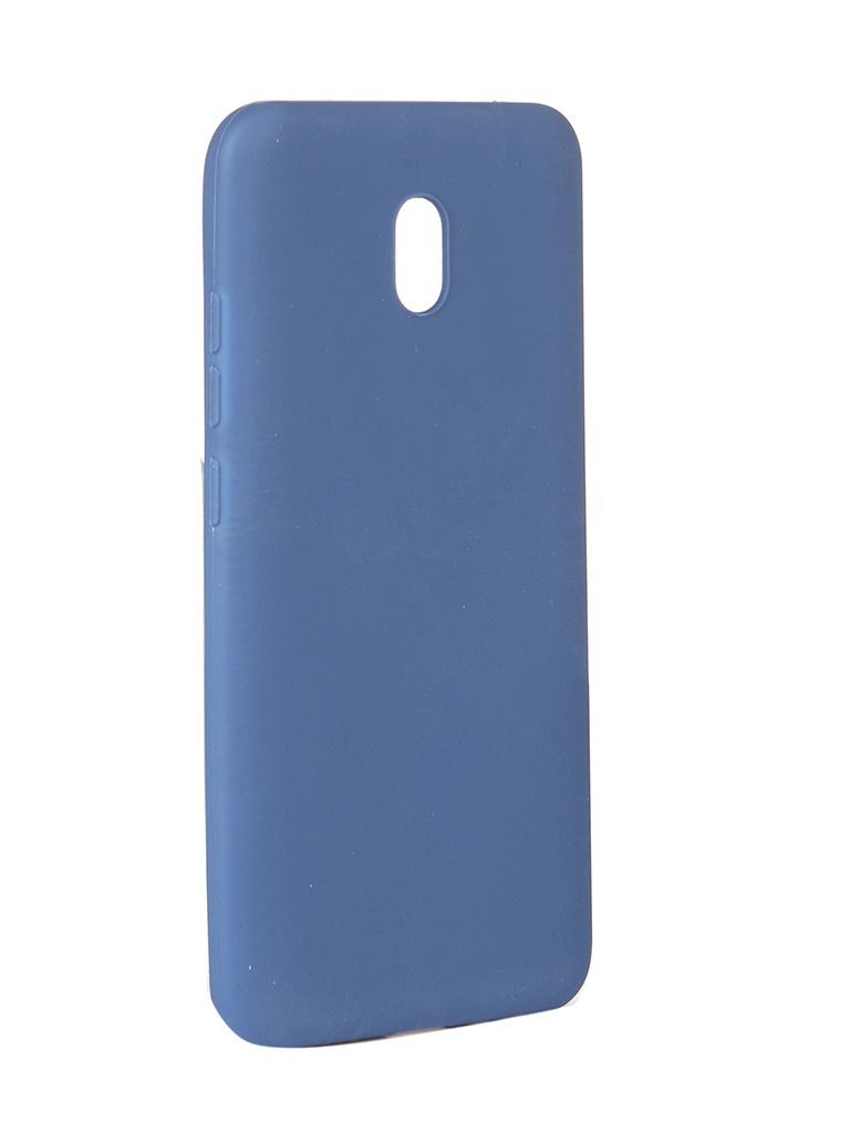 Чехол Red Line для Xiaomi Redmi 8A Ultimate Blue УТ000019004