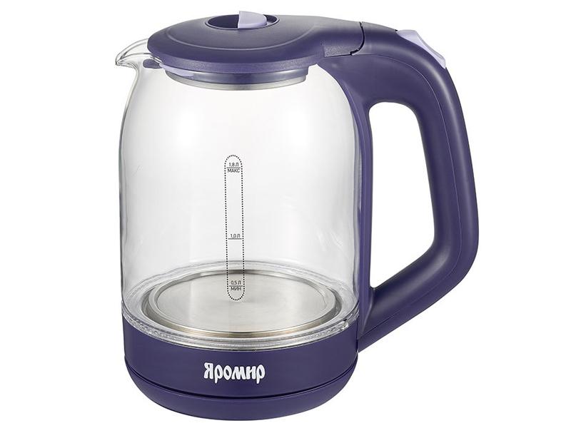 Чайник Яромир ЯР-1050 Lilac