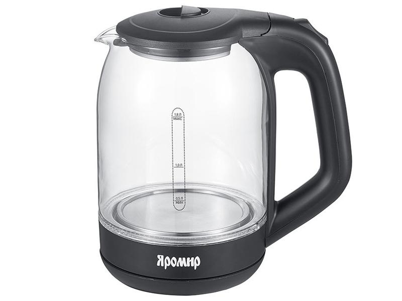 Чайник Яромир ЯР-1050 Black
