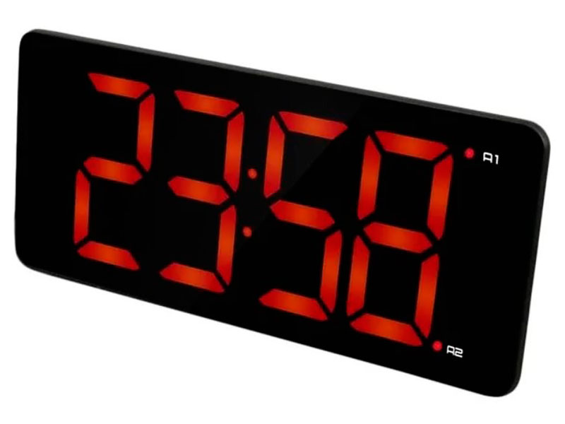 Часы BVItech BV-475YKX Amber Brown bvitech электронные настольные часы будильник bv 19gmx