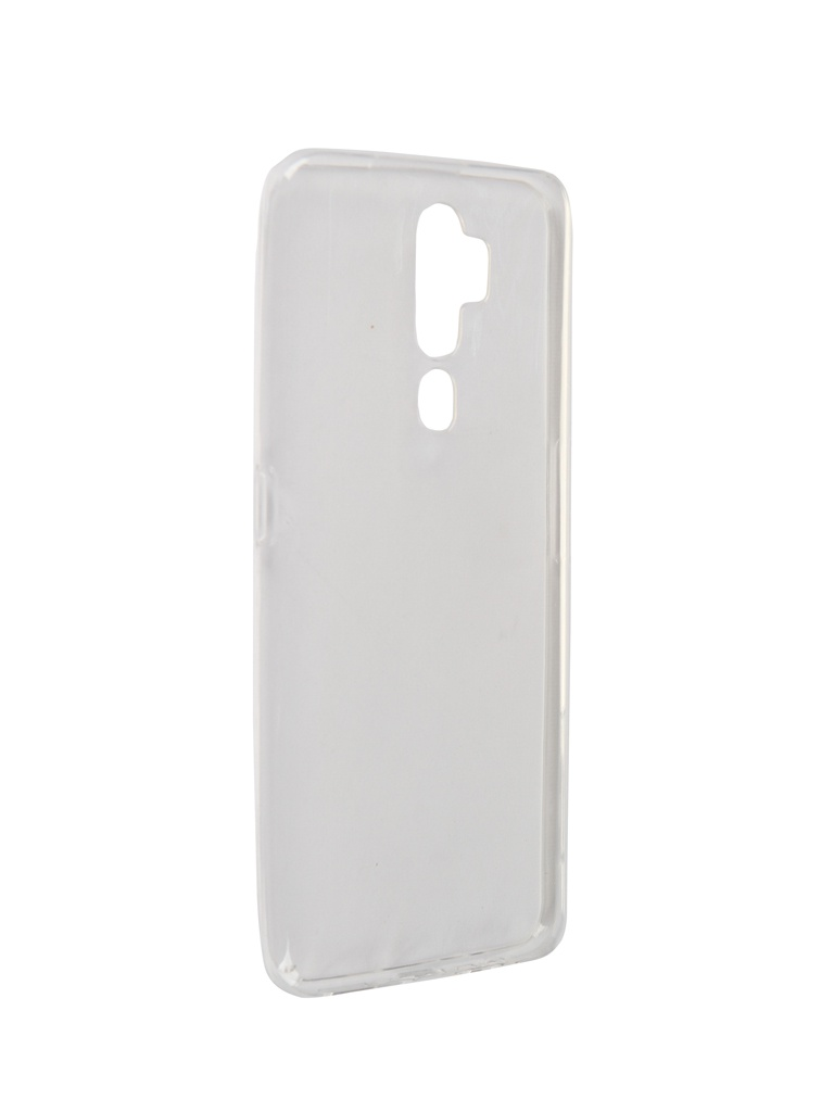 Чехол Zibelino для OPPO A5/A9 2020 Ultra Thin Case Transparent ZUTC-OP-A5-2020-WHT