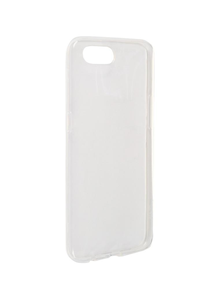 лучшая цена Аксессуар Чехол Zibelino для OPPO A1K/Realme C2 2019 Ultra Thin Case Transparent ZUTC-OP-A1K-WHT