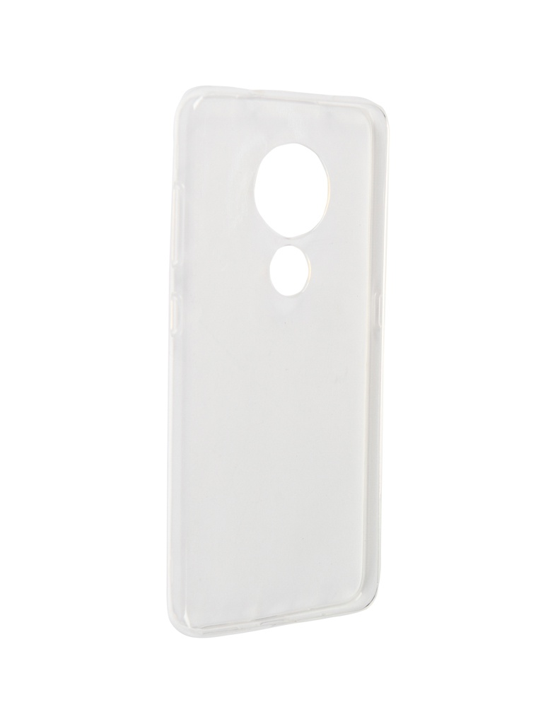 Чехол Zibelino для Nokia 7.2/6.2/6.3 2019 Ultra Thin Case Transparent ZUTC-NOK-7.2-WHT