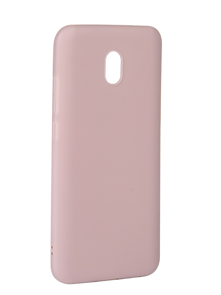 Чехол Zibelino для Xiaomi Redmi 8A 2019 Soft Matte Dusty Rose ZSM-XIA-8A-DRS