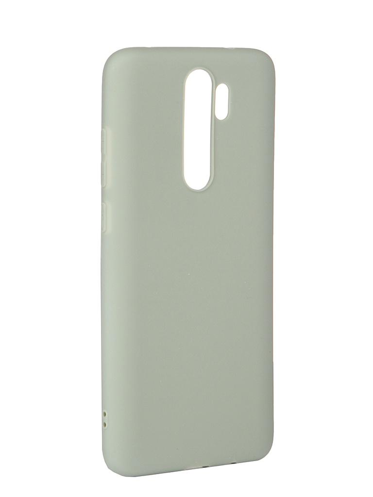 Аксессуар Чехол Zibelino для Xiaomi Redmi Note 8 Pro 2019 Soft Matte Green ZSM-XIA-RDM-N0T8PRO-GRN