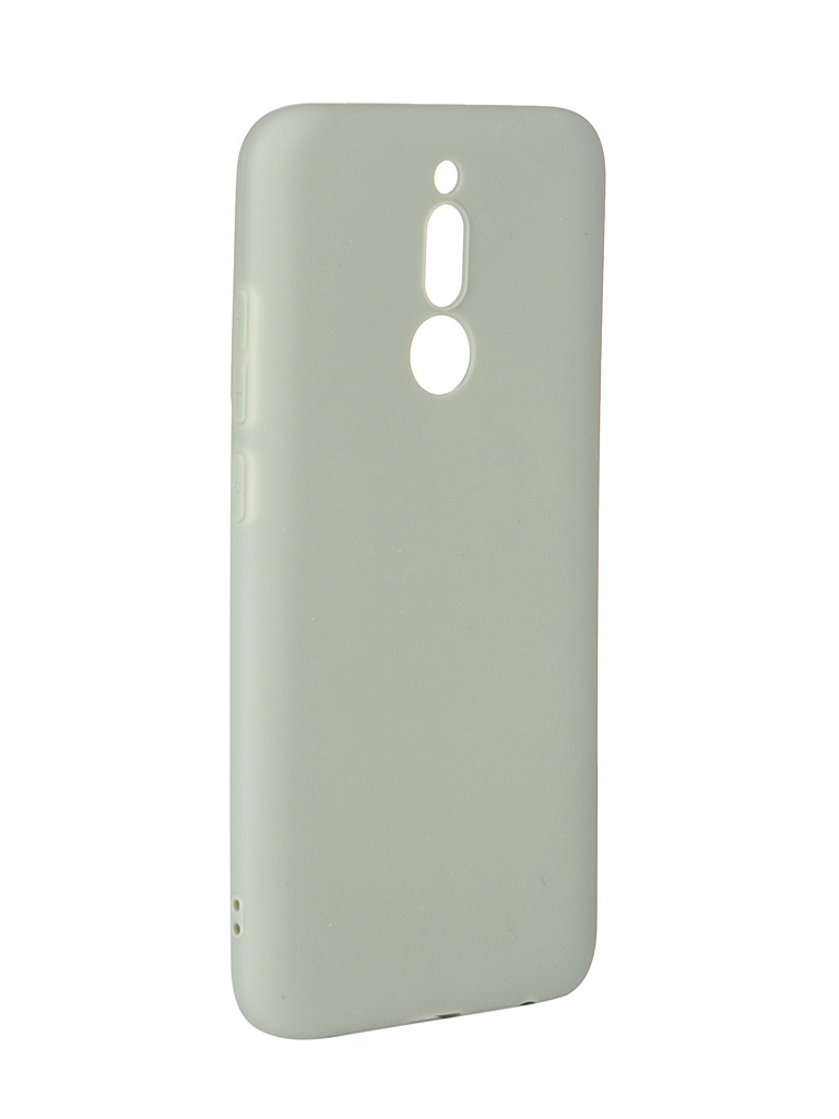 Аксессуар Чехол Zibelino для Xiaomi Redmi 8 2019 Soft Matte Green ZSM-XIA-RDM-8-GRN
