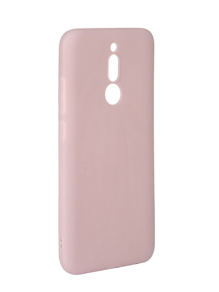 Чехол Zibelino для Xiaomi Redmi 8 2019 Soft Matte Dusty Rose ZSM-XIA-RDM-8-DRS