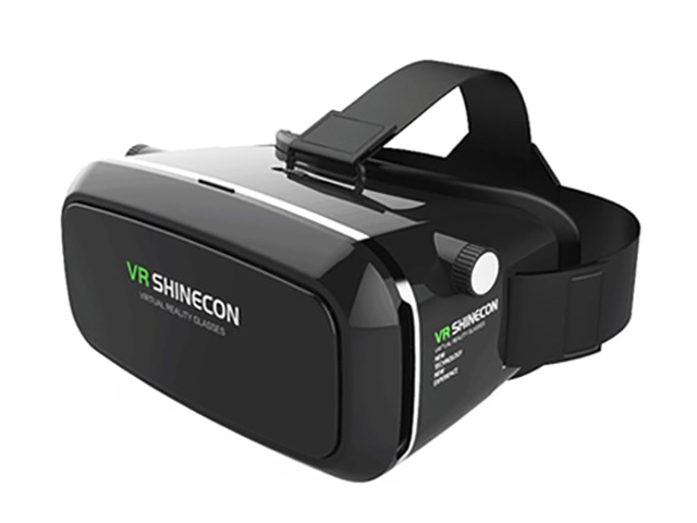 Фото - Очки виртуальной реальности Veila VR Shinecon 3403 очки виртуальной реальности bobovr z6 black
