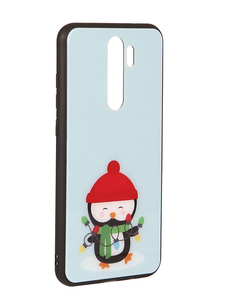Чехол Zibelino для Xiaomi Redmi Note 8 Pro NG Пингвин ZSM-NG-XIA-N8-PRO-PIN