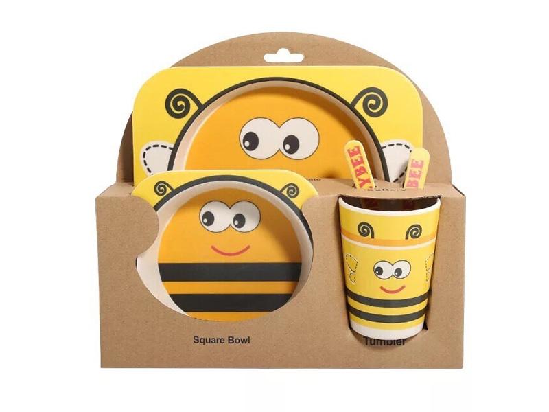 Набор посуды Veila Пчелка 3382