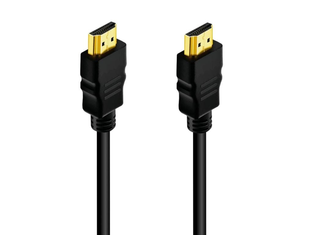 Фото - Аксессуар Ginzzu HDMI 2.0 2m GC-843HSG аксессуар ginzzu usb type c lan rj45 hdmi audio 25cm gc 878hvc
