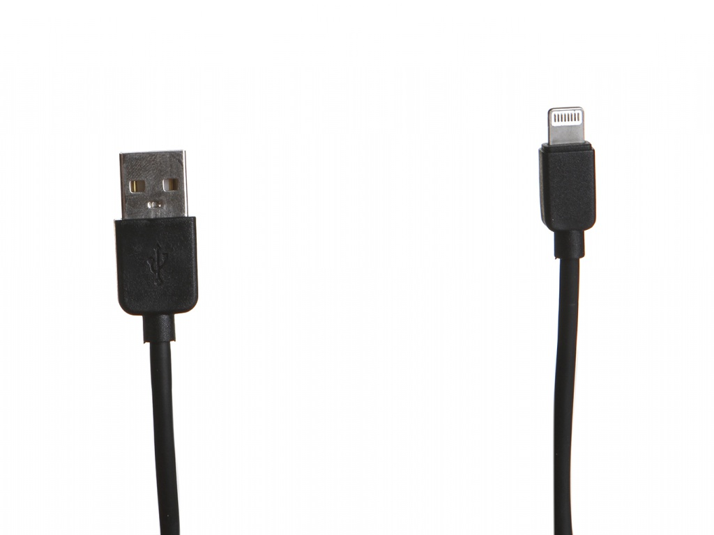 Аксессуар Perfeo USB - Lightning 1.0m Black I4603