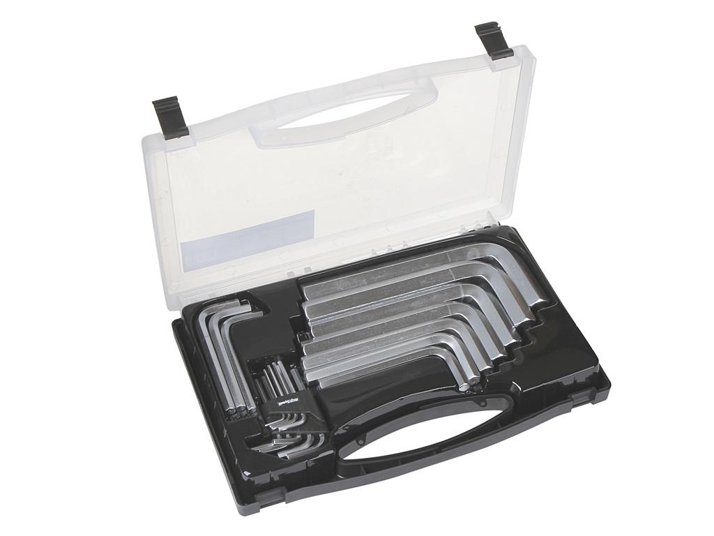 Набор ключей AV Steel Г-образные Hex 2-22mm 19 предметов AV-361119