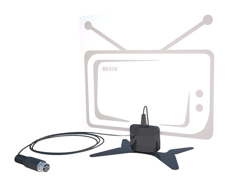 Антенна РЭМО BAS-5116-USB Рекорд - активная