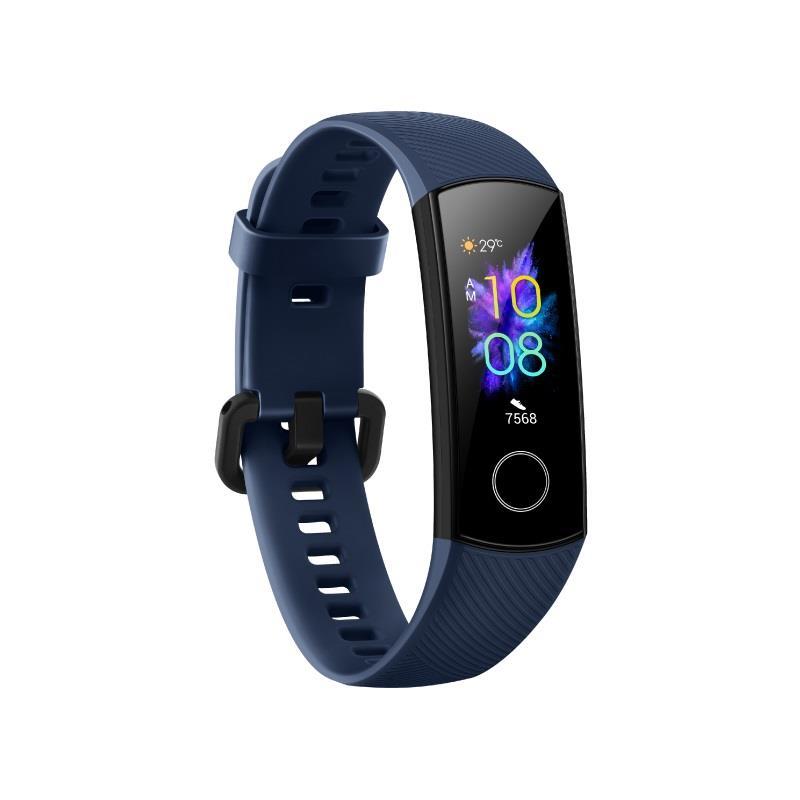 Умный браслет Honor Band 5 Blue 55024129 Выгодный набор + серт. 200Р!!!