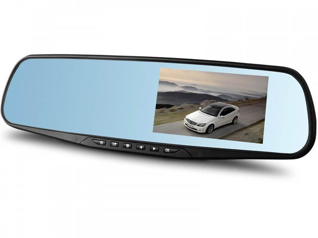 Видеорегистратор Veila Vehicle Blackbox DVR Full HD 3389 с камерой заднего вида