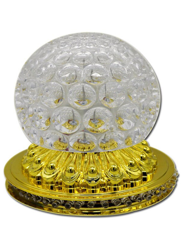 Veila Вращающий светодиотный светильник с подсветкой 3319
