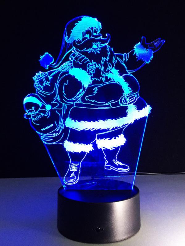 3D лампа Veila Новогодняя 3314