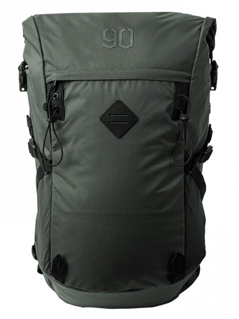 Рюкзак Xiaomi 90 Points Hike Outdoor Backpack 2095 Dark Green