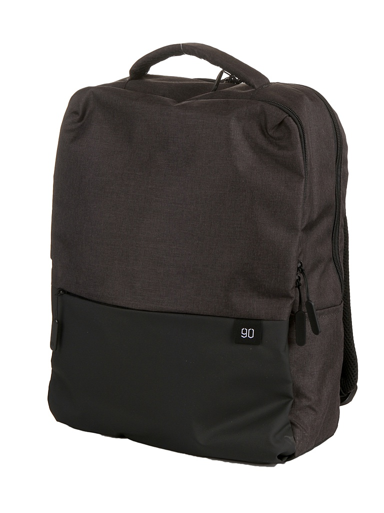 Рюкзак Xiaomi 90 Points Light Business Commuting Backpack Dark Grey фото