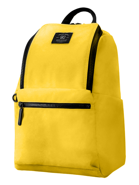 Рюкзак Xiaomi 90 Points Light Travel Backpack S 2102 Yeloow