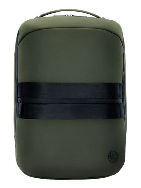 Рюкзак Xiaomi 90 Points Manhattan Business Casual Backpack 2111 Dark Green