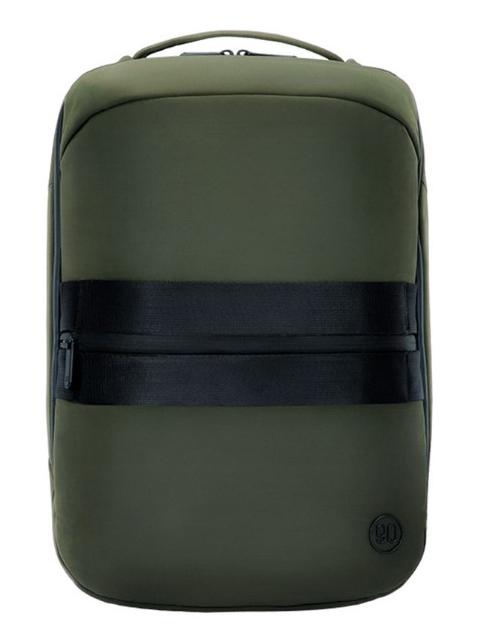 Рюкзак Xiaomi 90 Points Manhattan Business Casual Backpack 2111 Dark Green фото