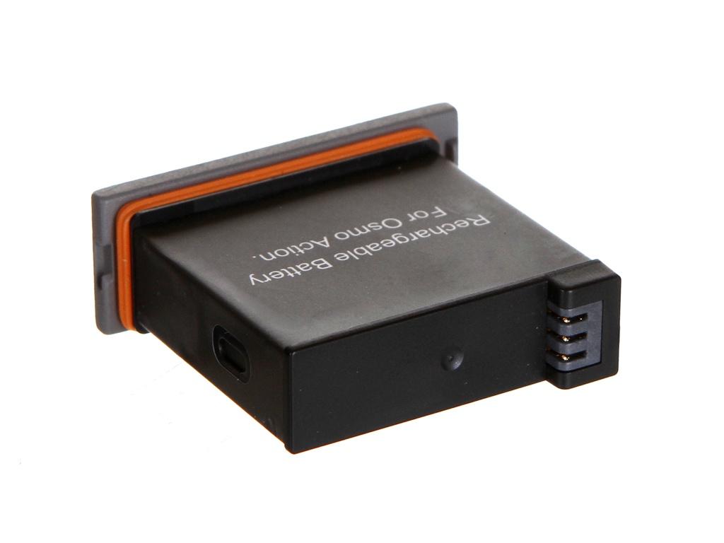 Аксессуар Аккумулятор Ruigpro 1300mAh для DJI Osmo Action DJI-AB1