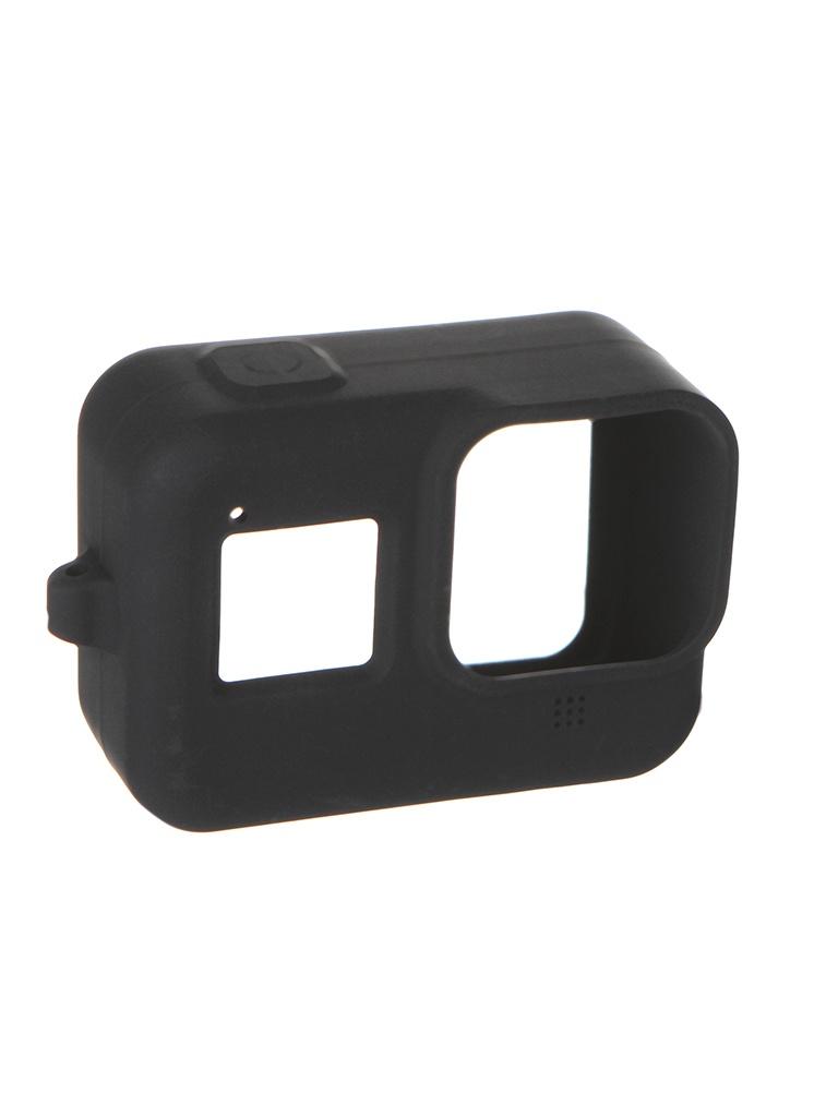 Аксессуар RedLine RL556 Black для Hero 8 чехол силиконовый