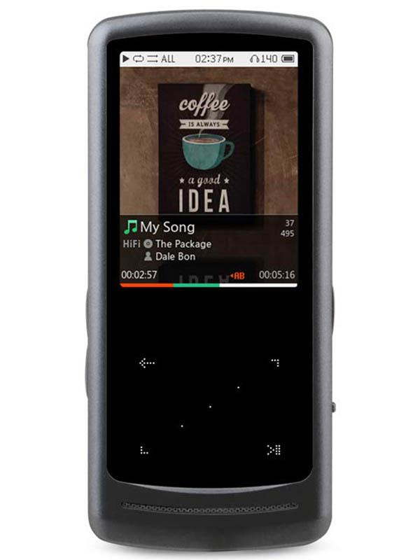 Плеер Cowon iAudio Hi-Fi 128Gb Metal Silver